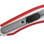 Нож ЗУБР ЭКСПЕРТ с запасными сегментированными лезвиями 6шт, 18мм в ставрополе