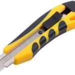 Нож технический 18мм усиленныйв ставрополе