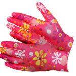 Перчатки нейлон облитые (Китай) в ставрополе