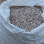 Мраморный отсев (бежевый) в мешках 40кг в ставрополе