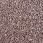Мраморная крошка красно-коричневая фракция 5-10 в мешках в ставрополе