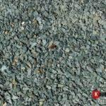 Мраморная крошка зеленая фрракиця 10-20 в мешках в ставрополе