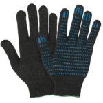 Перчатки зимние утепленные 7класс вязки рабочие хлопок полиэфир в ставрополе