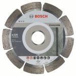 купить Алмазный диск Stnd Concrete 125/22.23