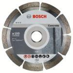 купить Алмазный диск Stndard for Concrete 150/22.23