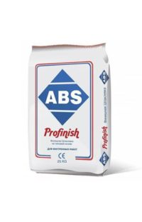 шпаклевка ABS 25кг PROFINISH в ставрополе
