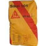 Купить  Sika -101 a Смесь гидроизоляционная сухая 25кг