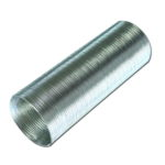 10ВА Воздуховод гибкий алюминиевый гофрированный, L до 3м в ставрополе
