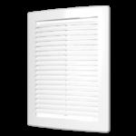 1825РЦ Решетка вентиляционная вытяжная АБС 180*250 в ставрополе