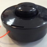 Катушка для триммера (черная с оранж.леской) в ставрополе