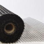 Сетка базальтовая Экострой-СБС 50/50-25*25 (120)длинна50 м60м2 в рулоне в ставрополе