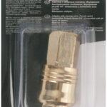 Адаптер с запорным клапаном нар р1/4с шагом 1,5 под ключ 20 81150 в ставрополе