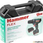 Аккум.дрель Hammer Flex ACD120Li 12Вт 2-1,3Ач 10мм 350-1250об/мин 26Нм быстр.зарядка 583431 в ставрополе