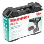 Акумм.дрель Hammer Flex ACD180Li 18Вт 2-1,5Ач 10мм 350-1250об/мин быстр.зарядка 583434 в ставрополе