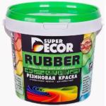 Краска резиновая SUPER DECOR БАЗА -С 3кг. в ставрополе