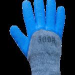 Перчатки рабочие голубые утепленные в ставрополе